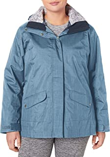 Columbia Women's Size Sleet to Street Interchange Jacket Plus