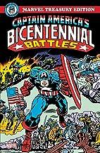 CAPTAIN AMERICA BICENTENNIAL BATTLES NEW TREASURY EDITION