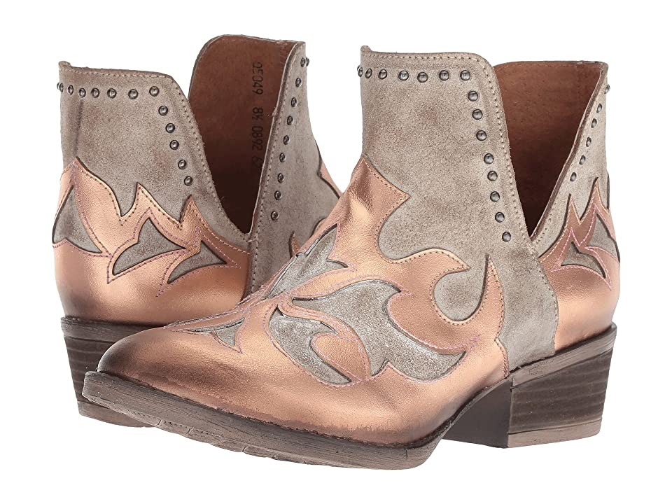 Corral Boots Q5049 (Rose Gold) Cowboy Boots