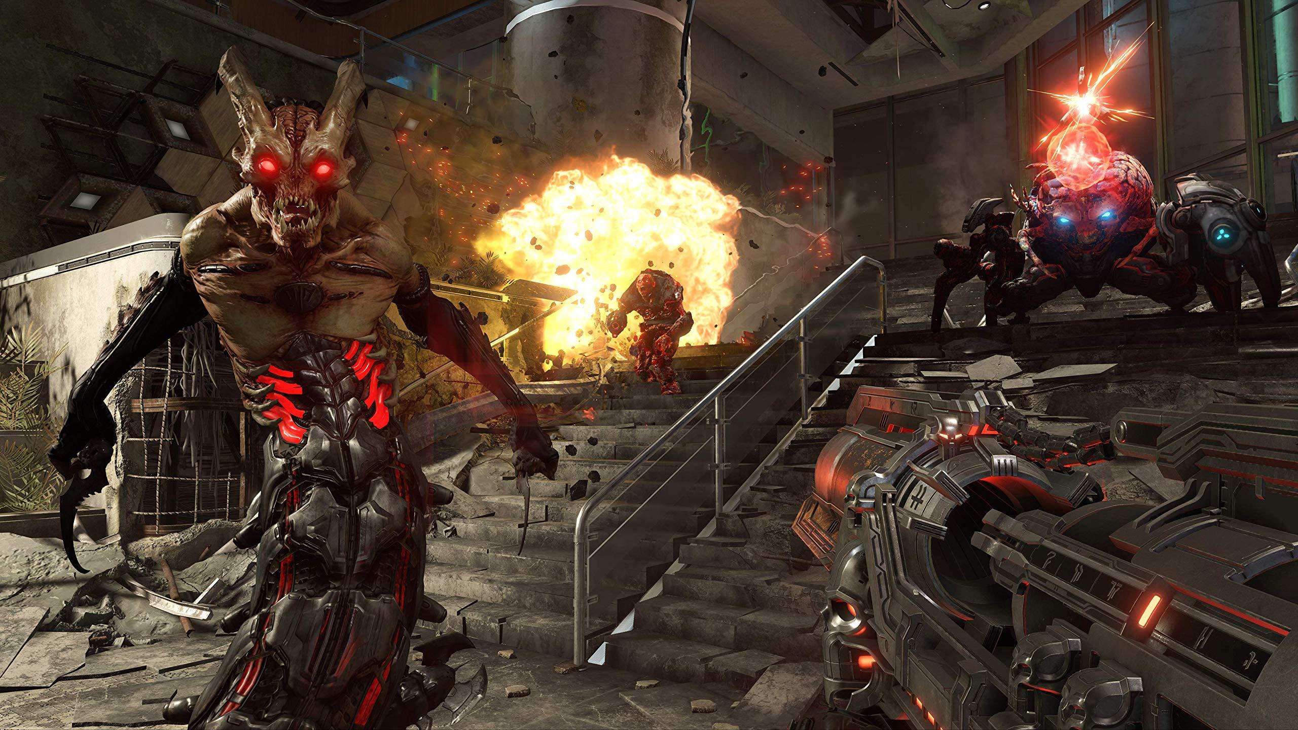 Doom Eternal [Importación francesa]: Amazon.es: Videojuegos