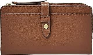 Women Fiona Leather Tab Wallet