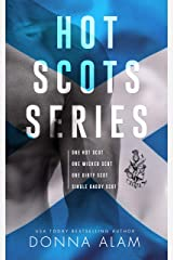 Hot Scots Series: Romance Boxed Set (English Edition) Format Kindle