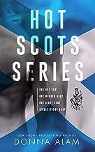 Hot Scots Series: Romance Boxed Set (English Edition)