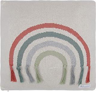 Kindsgut Kussenhoes van katoen, 40x40 cm, regenboog