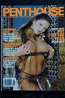 PENTHOUSE US 2003 06 * Lanny BARBIE Tony WARD COED PORNO Inventing ELVIS