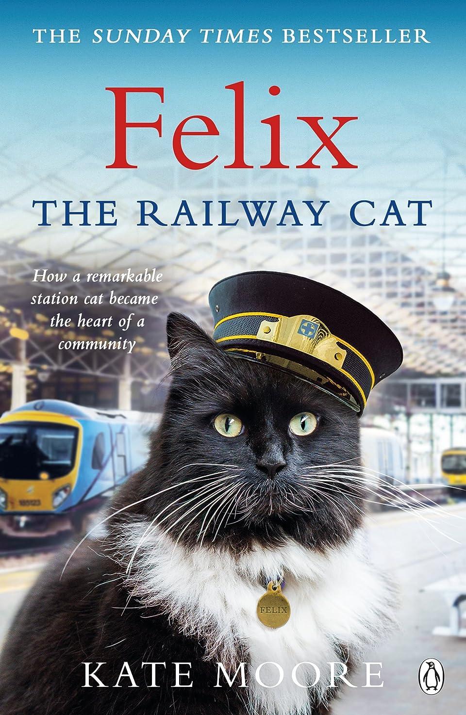 Felix the Railway Cat (English Edition)