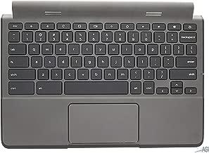 Dell Chromebook 11 Gen 2 3120 Chromebook Keyboard Palmrest Assembly - R36YR