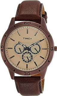 Timex Analog Brown Dial Men's Watch - TW000U915