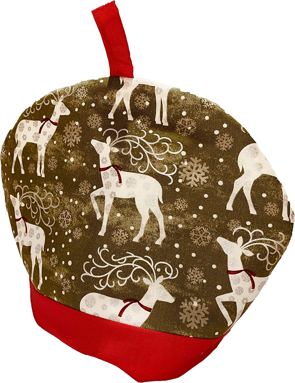 Whimsly Reindeer Product Tea Cozy Ranking TOP18