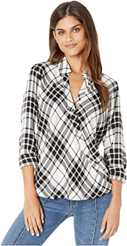 Beckett Plaid Off-White