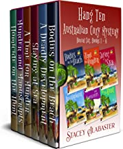 Hang Ten Australian Cozy Mystery Boxed Set: Books 1 - 6