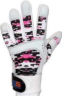 batting gloves camo