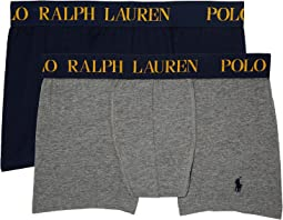 Polo Ralph Lauren - Cotton Comfort Blend 2 Pouch Boxer Briefs