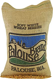 Soft White Wheat Berries • 100% Desiccant Free • 5 lbs • Non-GMO Project Verified • 100% Non-Irradiated • Certified Kosher...