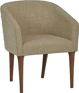 Stone & Beam Mid-Century Foam-Padded Dining Chair, 30.5