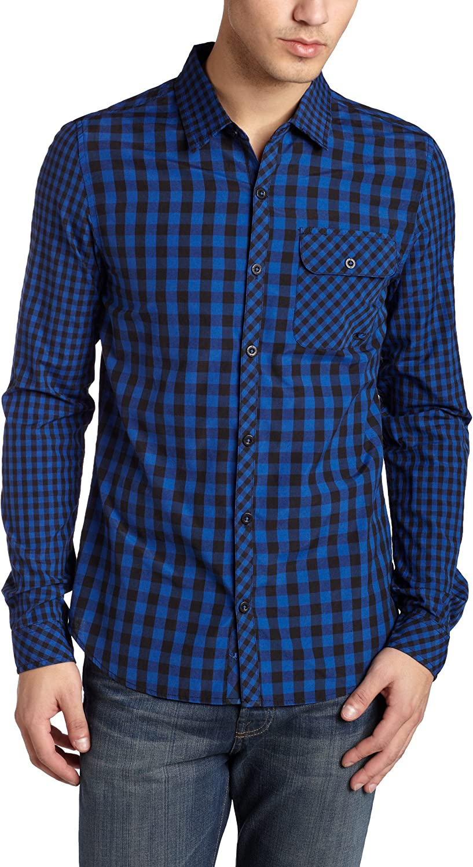 O'NEILL Men's Darko Longsleeve Button Down Shirt