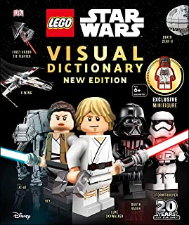 Best star wars visual dictionary lego Reviews