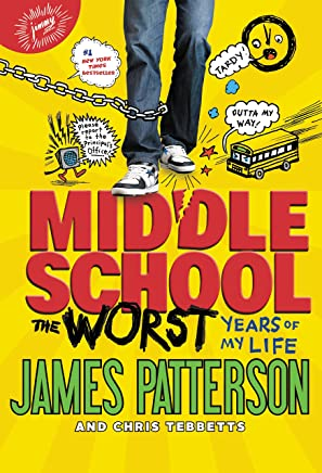 Middle School, The Worst Years of My Life (English Edition)