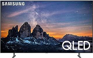 """Samsung QN82Q80RAFXZA Flat 82"""" QLED 4K UHD Q80 Series Smart TV 2019 - (Renewed)"""