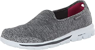 Skechers Performance Women's Go Walk Lead Memory Foam Slip-On Walking Shoe