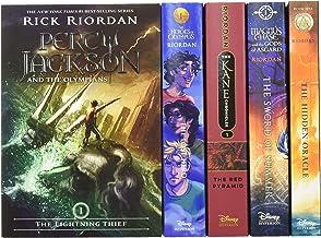 Read Riordan (Percy Jackson & the Olympians)