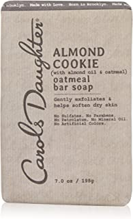 Carol's Daughter Almond Cookie Oatmeal Bar Soap, , 7 oz