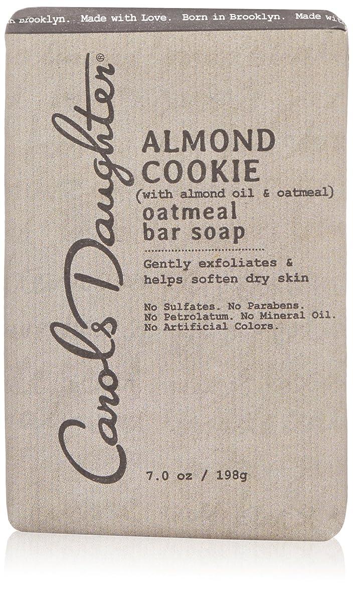 下に向けますモルヒネ重力キャロルズドーター Almond Cookie Oatmeal Bar Soap 198g/7oz並行輸入品