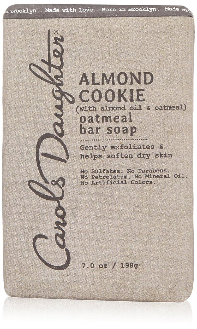 振るうズームぼかすキャロルズドーター Almond Cookie Oatmeal Bar Soap 198g/7oz並行輸入品