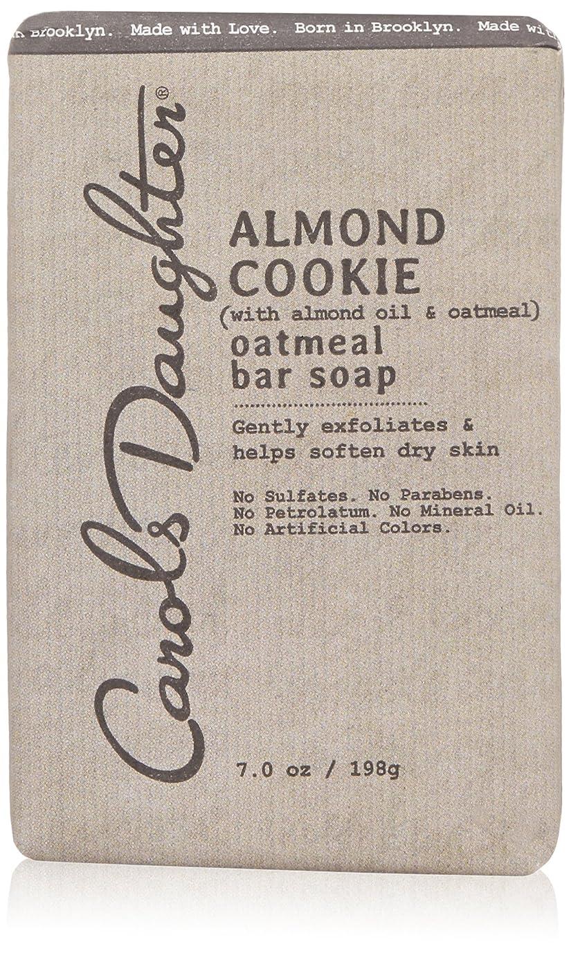 博物館起こりやすいナットキャロルズドーター Almond Cookie Oatmeal Bar Soap 198g/7oz並行輸入品