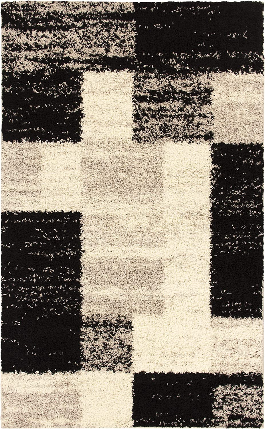 SUPERIOR Tufted Bombing free shipping Quality inspection Shag Transitional Plush G Rug Indoor Collection