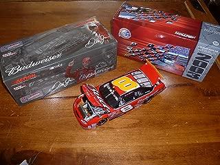Action 1/24 Dale Earnhardt Jr. #8 Budweiser / 3rd Talladega Win / Raced Version 2002 Monte Carlo 1:24 Scale Stock Car