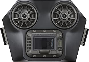 SSV Works WP-RZO4 Polaris 2 seat RZR570, 800 and XP900 BLUETOOTH 4 Speaker Overhead Stereo System