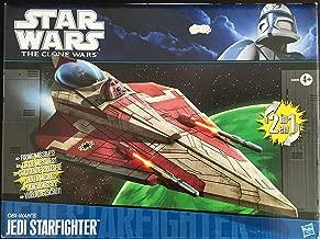 Star Wars, The Clone Wars 2011 Vehicle, Obi-Wan's Jedi Starfighter