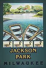 Jackson Park - Neighborhood Poster