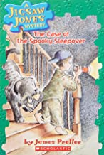 A Jigsaw Jones Mystery#04 The Case Of The Spooky Sleepover [Paperback] JAMES PRELLER