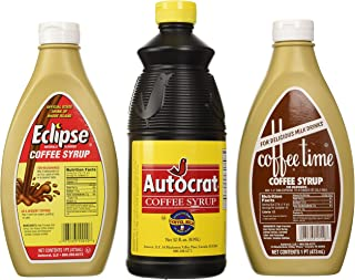 Best eclipse coffee syrup Reviews