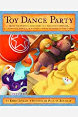 Toy Dance Party (Toys Go Out Book 2) Kindle Edition