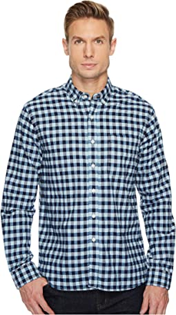 Sueded Oxford Shirt