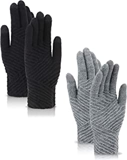 magic knit gloves