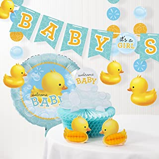 Best rubber duck baby shower decorations Reviews