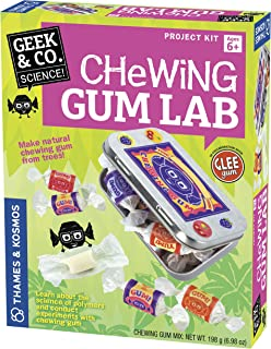 Thames & Kosmos Chewing Gum Lab Science Kit