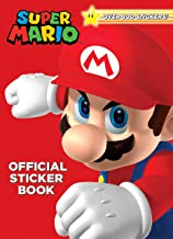Super Mario Official Sticker Book (Sticker Books)