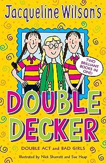Jacqueline Wilson Double Decker (English Edition)