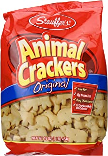 Stauffer Animal Crackers, Original, 16 oz