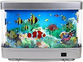 Lightahead Artificial Tropical Fish Aquarium Decorative Lamp Virtual Ocean in Motion