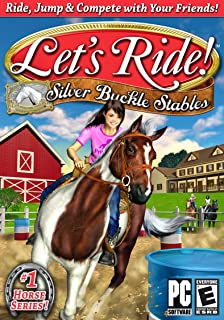 horse computer games
