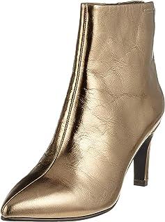 capture meilleure vente couleur n brillante Amazon.fr : Or - Bottes et bottines / Chaussures femme ...