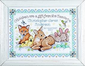 Best cross stitch baby sampler Reviews