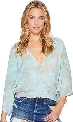 Hayley Kimono Top