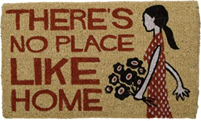 Now Designs No Place Like Home Doormat